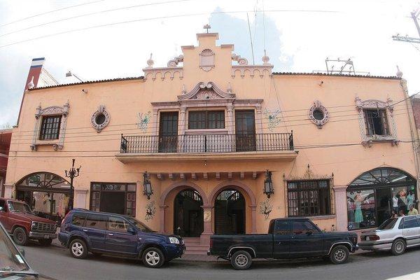 Hotel Urdinola Saltillo - фото 22