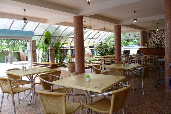 Отель Афродита - фото 12