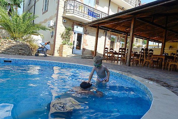 Отель Афродита - фото 16