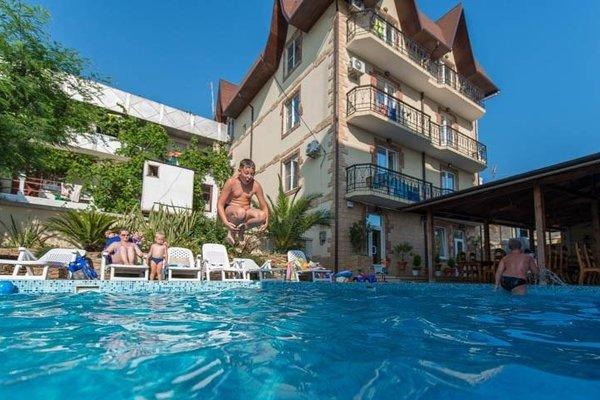 Отель Афродита - фото 18