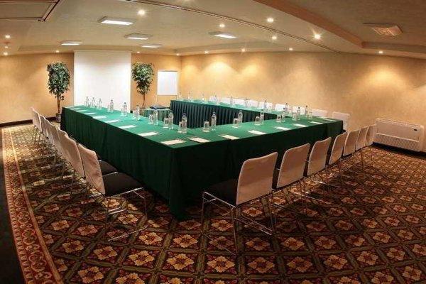 Quality Inn & Suites Saltillo Eurotel - фото 15