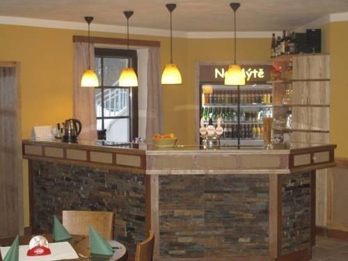 Penzion - Restaurace Na Myte - фото 16