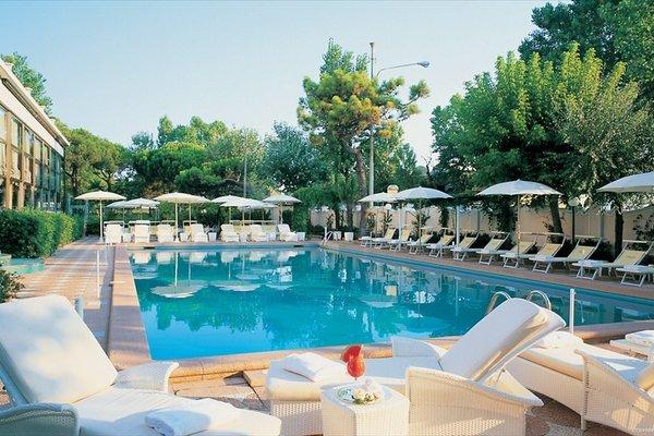 Grand Hotel Rimini e Residenza Parco Fellini - фото 20