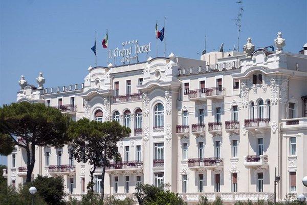 Grand Hotel Rimini e Residenza Parco Fellini - фото 21