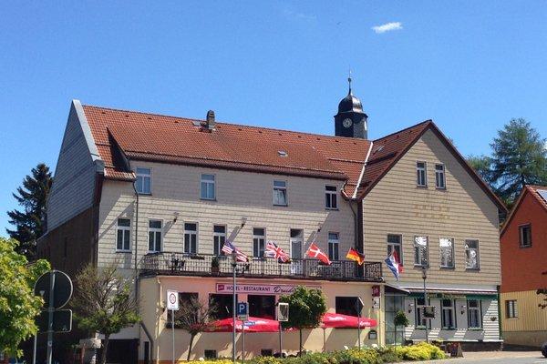 Hotel Restaurant Druidenstein - фото 20