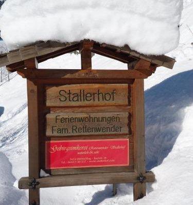 Stallerhof - фото 22