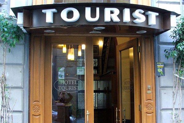 Отель Tourist - фото 21