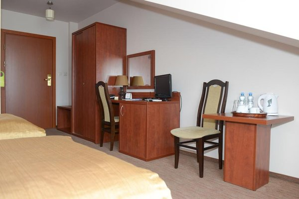 Hotel Vis a Vis Lancut - фото 6