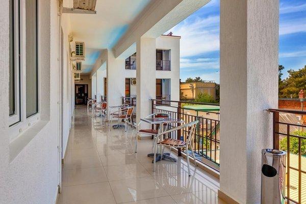 Отель Азария - фото 17