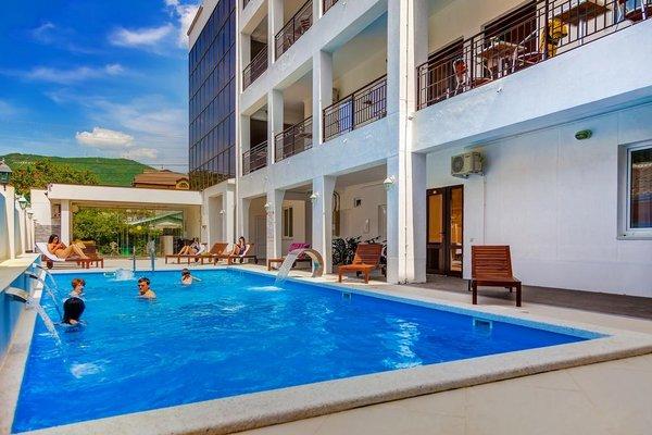 Отель Азария - фото 20