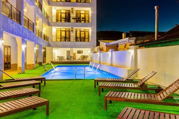 Отель Азария - фото 22