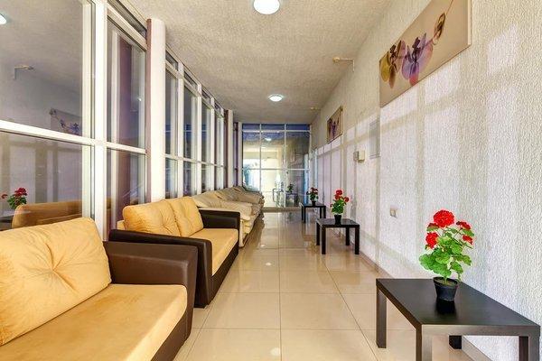 Отель Азария - фото 7