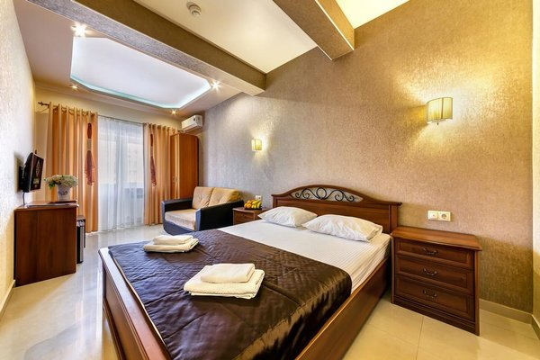 Отель Азария - фото 8