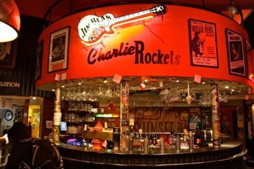 Charlie Rockets Youth Hostel - фото 15