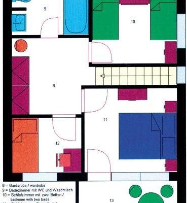 Pension Apartment Granit - фото 17
