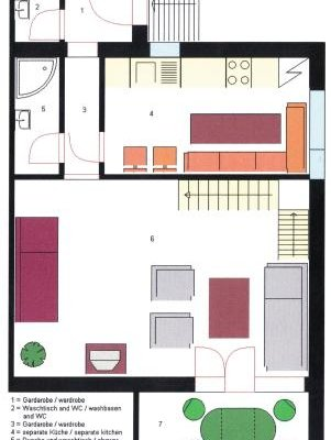 Pension Apartment Granit - фото 18