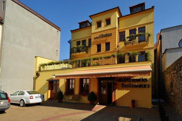Hotel U Radnice - фото 21