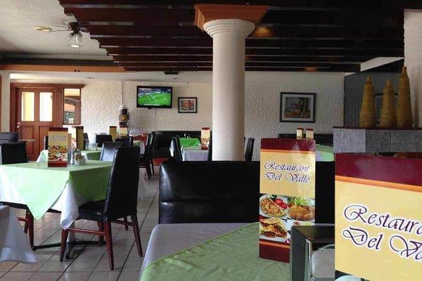 Hotel del Valle - фото 11
