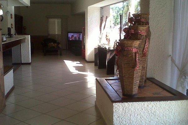 Hotel del Valle - фото 13