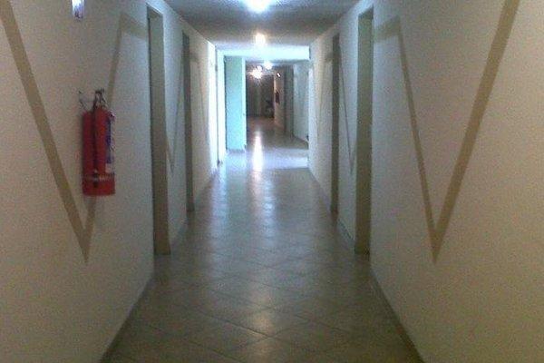 Hotel del Valle - фото 14