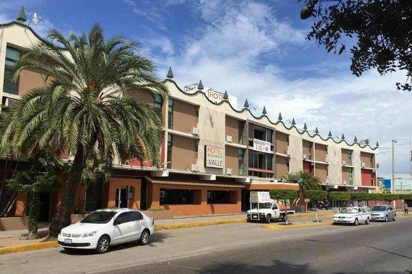 Hotel del Valle - фото 15
