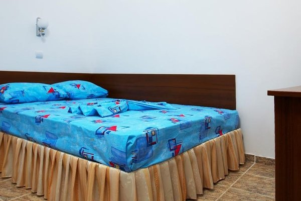 Курортная гостиница «Казачий Берег», Должанская