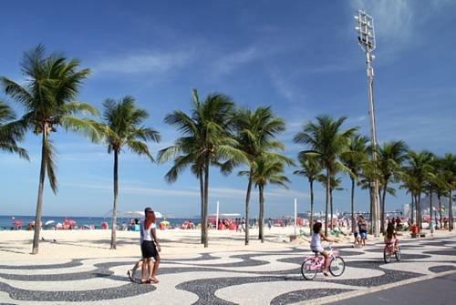 Apartamento 2 Quartos Copacabana - фото 17