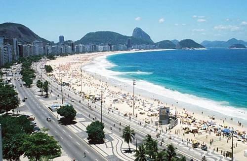 Apartamento 2 Quartos Copacabana - фото 18