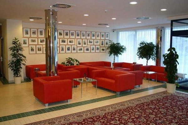 Ramada Airport Hotel Prague - фото 6