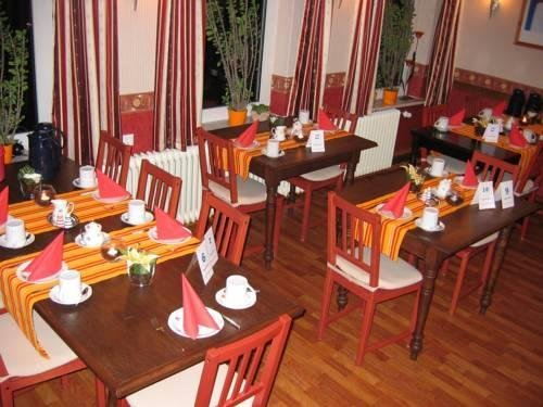 Ferien- und Appartementhaus Krabbe - фото 19