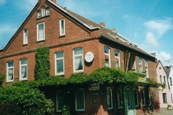 Ferien- und Appartementhaus Krabbe - фото 23