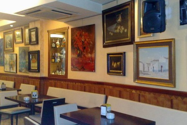 Hostal Restaurante Boccalino - фото 9