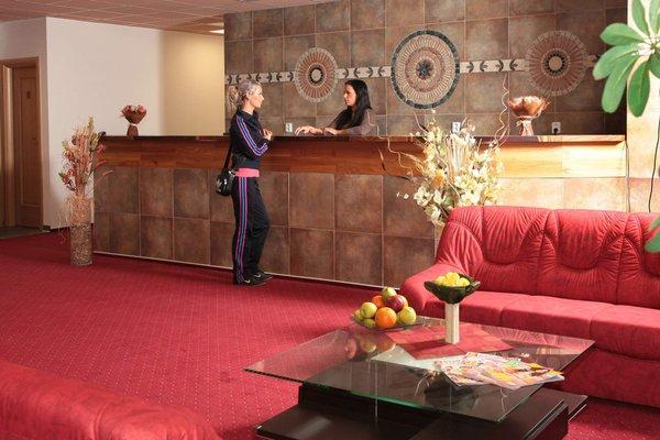 Wellness Hotel Luzan - фото 15