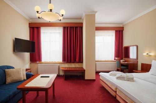 Wellness Hotel Luzan - фото 6