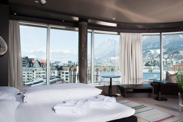 aDLERS Hotel Innsbruck - фото 1
