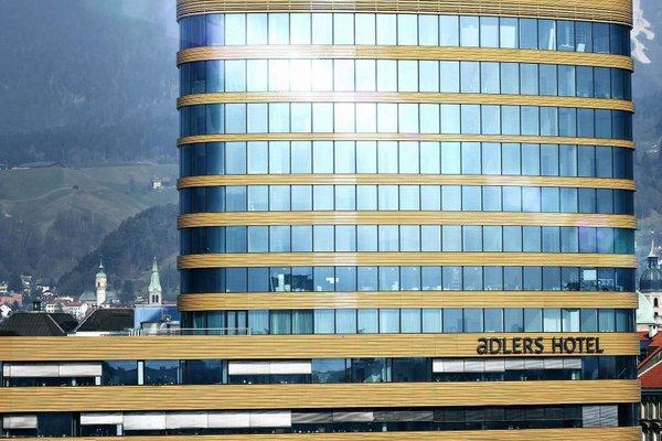 aDLERS Hotel Innsbruck - фото 23
