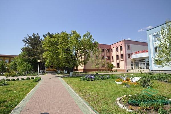 Гостиница «Солнечный», Кабардинка