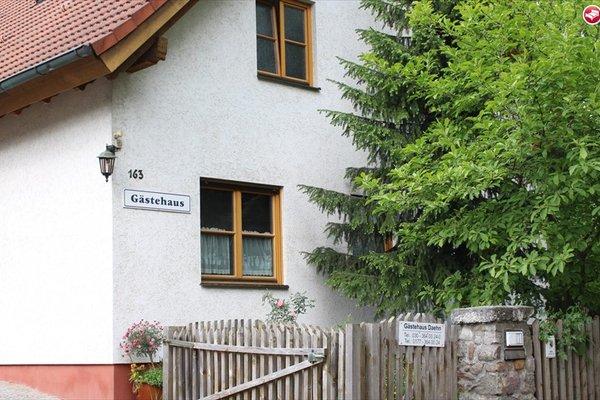 Гостиница «Gastehaus Daehn», Далльгов-Дёбериц