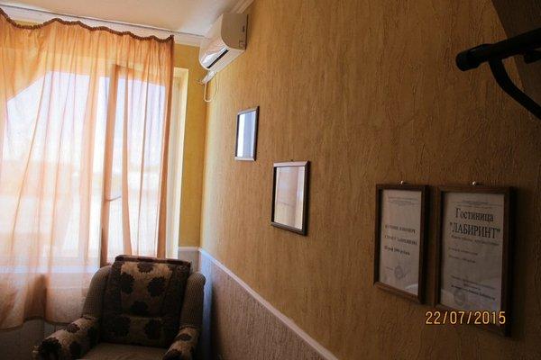 Гостиница Лабиринт - фото 13