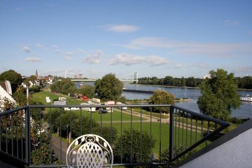 Villahotel Rheinblick - фото 14