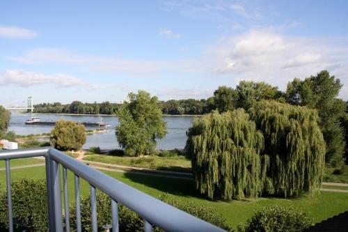 Villahotel Rheinblick - фото 18
