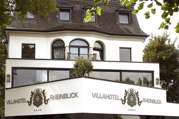 Villahotel Rheinblick - фото 20