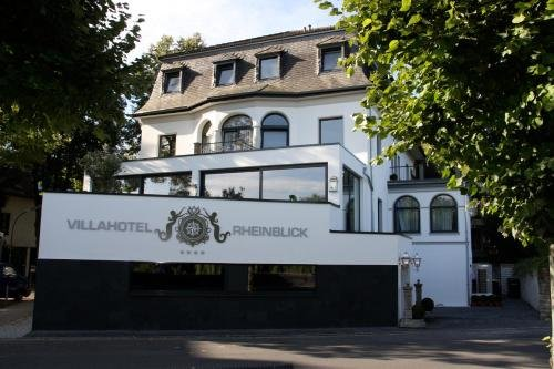 Villahotel Rheinblick - фото 21