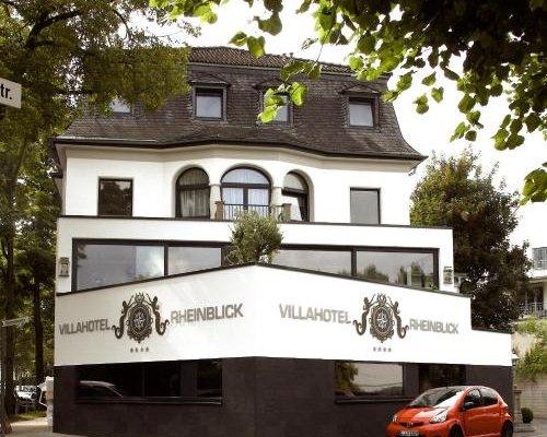 Villahotel Rheinblick - фото 22
