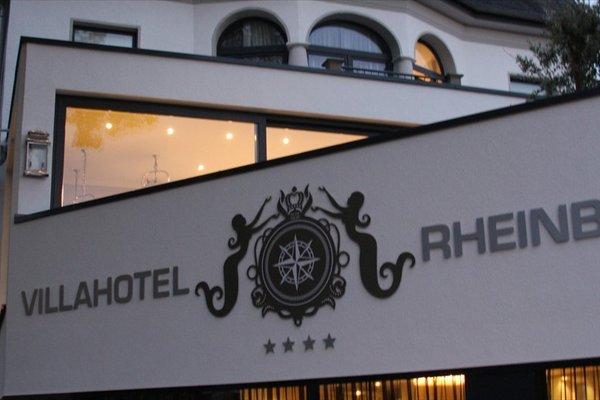 Villahotel Rheinblick - фото 23