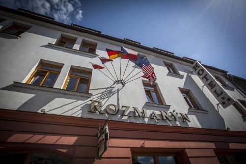 Hotel Rozmaryn - фото 22