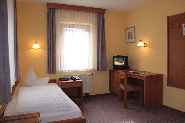 Гостиница «Lindenhof», Рехенберг-Биненмюле