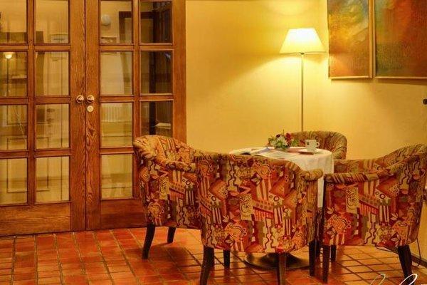 Park Hotel Pruhonice - фото 7