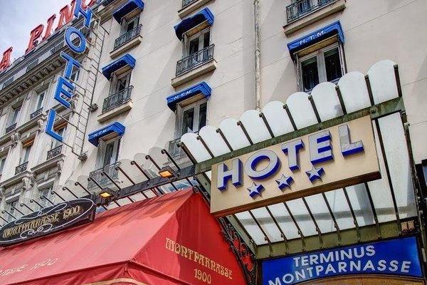 Hotel Terminus Montparnasse - фото 23