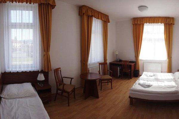 Отель «Adamkova Vila», Пражмо